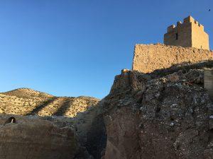 Formaciones del castillo