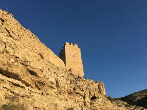 El castillo de Cadrete
